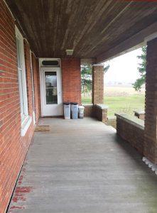 porch remodel toledo