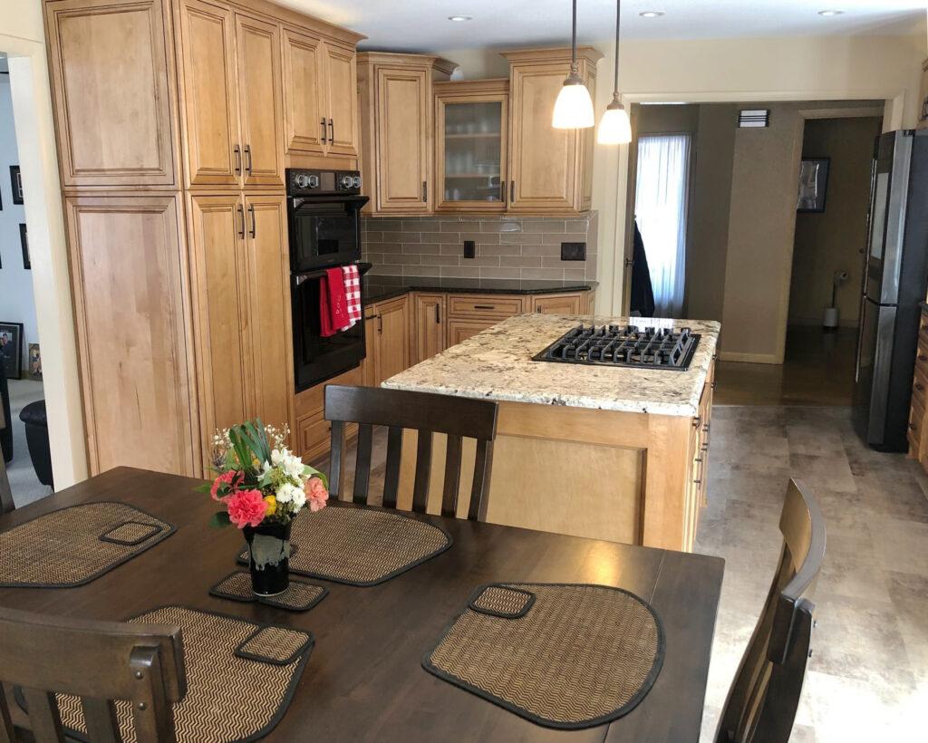 kitchen remodel contractor Toledo